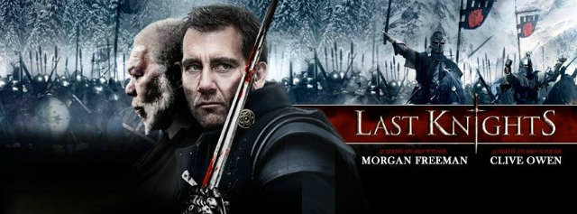 Watch UK Trailer For Last Knights Starring Clive Owen