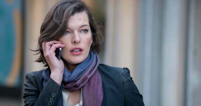 Milla Jovovich is on the run in new Survivor trailer