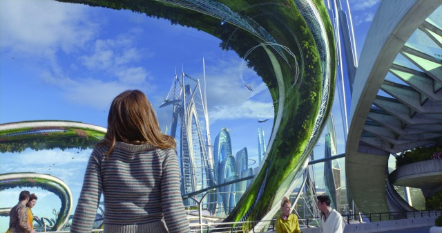Action Packed New Tomorrowland: A World Beyond Trailer Arrives Online