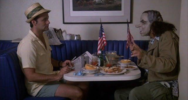 Win Where The Buffalo Roam Starring Bill Murray On DVD