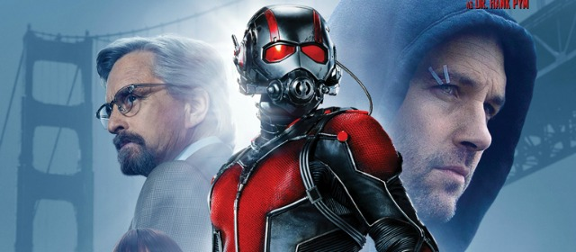 Up The 'Ant-e' In New Poster For Marvel's Ant-Man