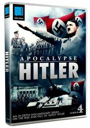 ApocalypseHitler_DVD