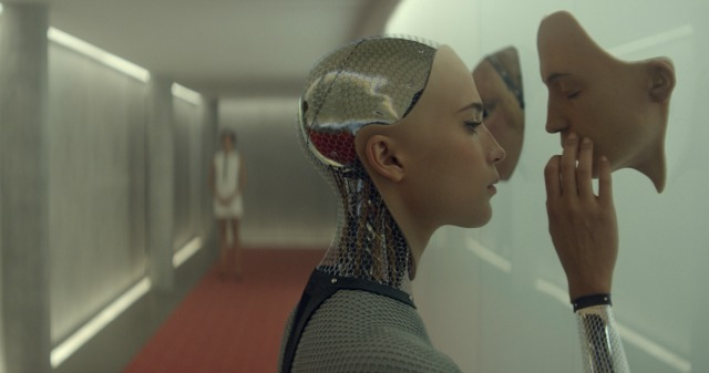 WIN Ex_Machina on Blu-ray™