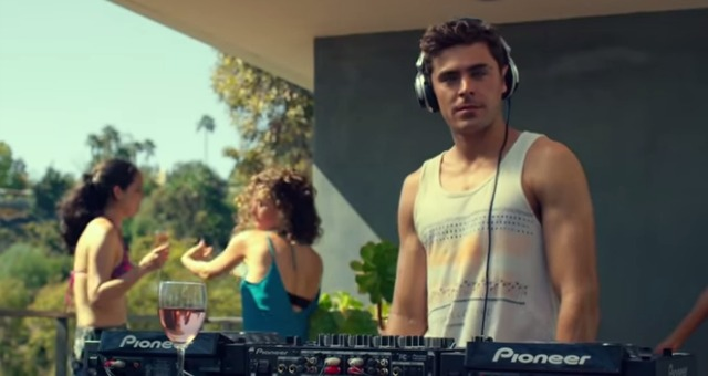 Party Hard with Zac Efron in 'We Are Your Friends' trailer