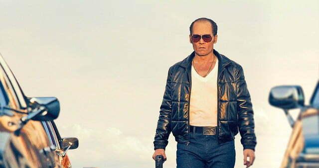 Johnny Depp Goes Gangster In New Black Mass Trailer