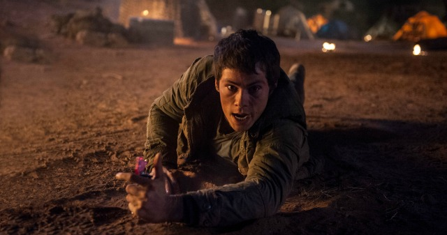 First Maze Runner: The Scorch Trials Trailer Burns Online
