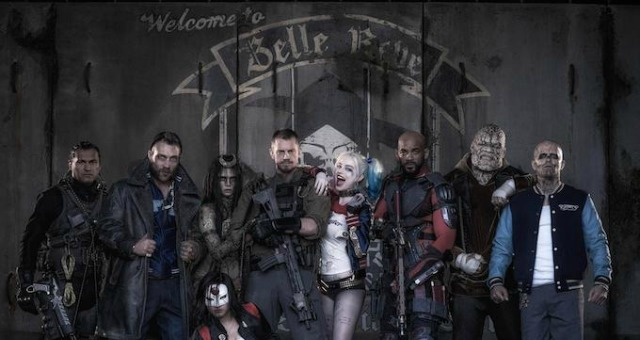 Comic Con Suicide Squad Trailer Arrives!