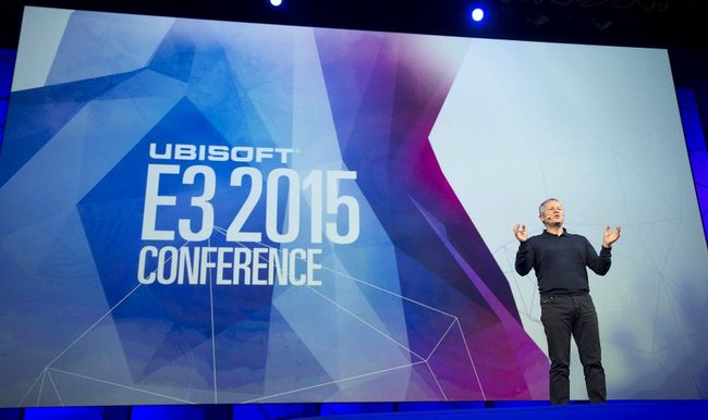E3 2015: Ubisoft Conference