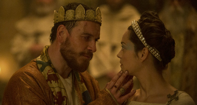 It's All A 'Game Of Thrones' In The First MacBeth Trailer