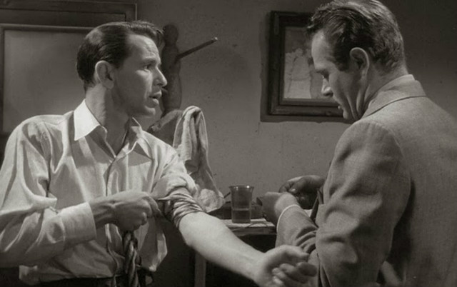 Blu-Ray Review – The Man with the Golden Arm (1955)