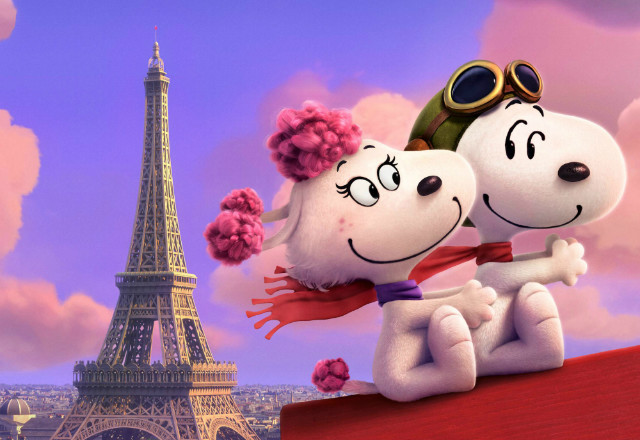 Meet Snoopy's lady friend in new image and poster