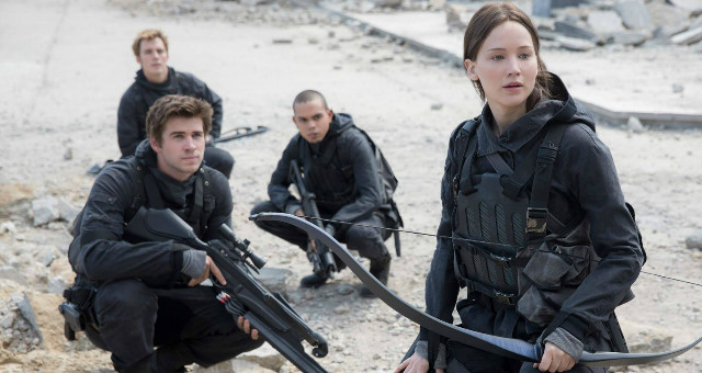 Let The Revolution Begin In The Hunger Games:Mockingjay Part 2 Trailer