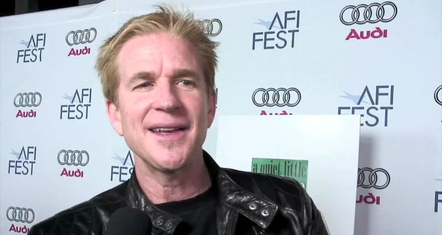 Matthew Modine Goes Under Water For 47 Meters Down