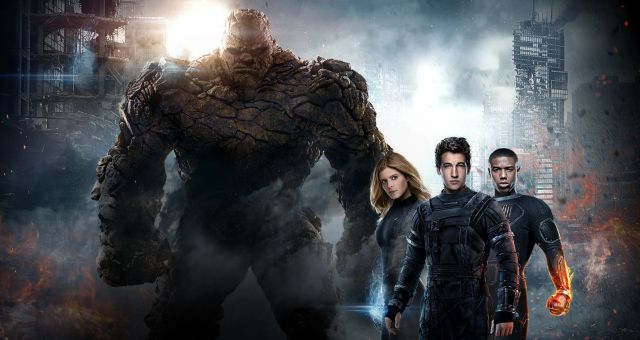 Film Review – Fantastic Four (2015)