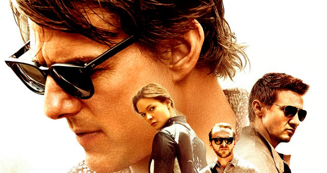 Win Mission: Impossible – Rogue Nation Imax Tickets & Fitbit Tracker