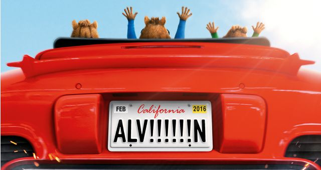 Alvin & The Chipmunks : The Road Chip UK Trailer Rides Online