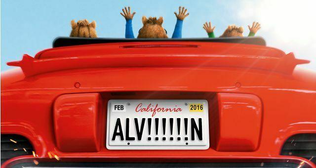 Alvin & The Chipmunks : The Road Chip UK Trailer Rides Online