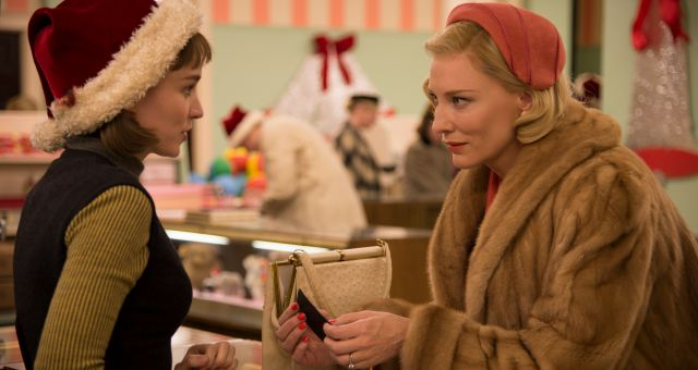 Todd Haynes Carol Set For BFI London Film Festival, Watch Trailer