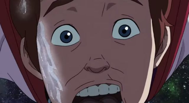 Watch The Animated Shorts For Guardians Of The Galaxy