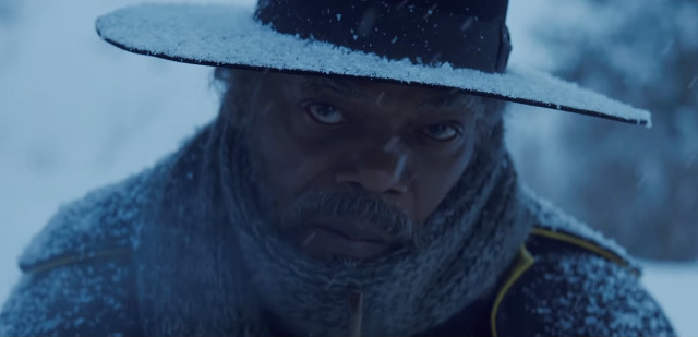 Blood and Snow, Quentin Tarantino's The Hateful Eight Trailer Is Here