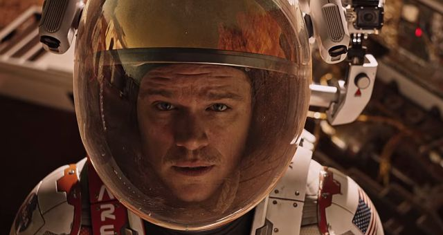 Film Review – The Martian (2015)