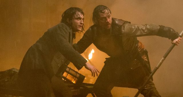 It's Alive! It's Live! First Trailer For Victor Frankenstein