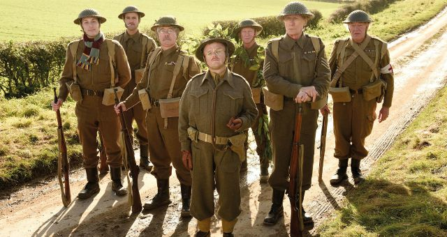 Don't Panic! This Is The Dad's Army First Trailer