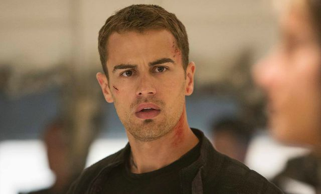 Insurgent Interview – Theo James
