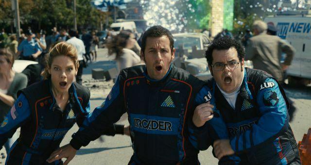 Film Review – Pixels (2015)