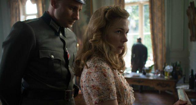 DVD Review – Suite Française (2015)