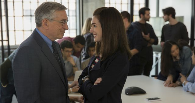 Experience Never Get's Old In The New Trailer For The Intern