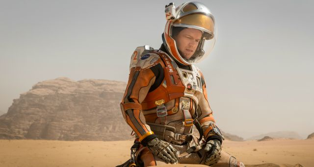 Watch The New The Martian 'Ares Archive' Promo
