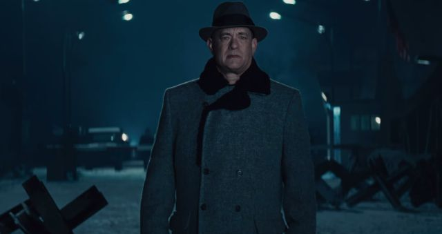 Hanks Over Troubled Waters In New Bridge Of Spies Poster