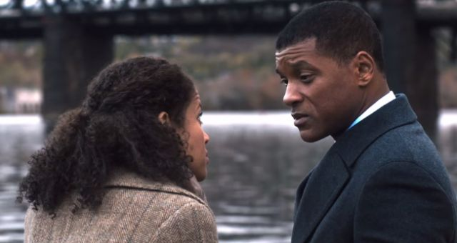 Will Smith Protects The Talent In Concussion First Trailer
