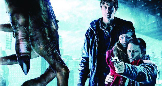 Win Extinction Starring Matthew Fox On DVD