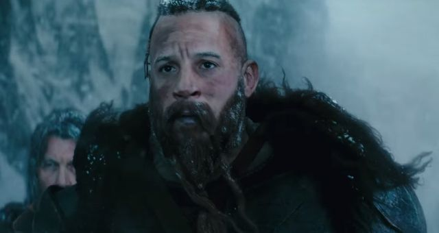 Vin Diesel Is The Last Witch Hunter, Watch New Trailer