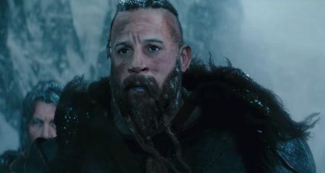 Vin Diesel Is The Last Witch Hunter, Watch New Trailer