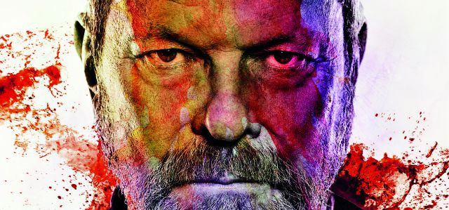 Get Inside Terry Gilliam's Head This October
