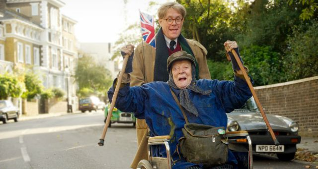 Maggie Smith Is The Lady In The Van, Watch Trailer