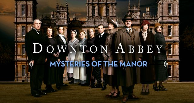 Downton Abbey Mobile Game Revealed