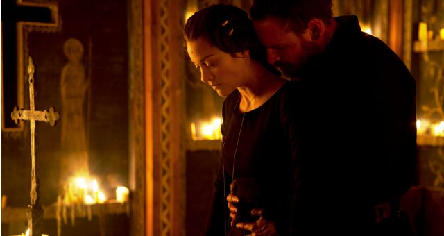All Hail The New Trailer For MacBeth