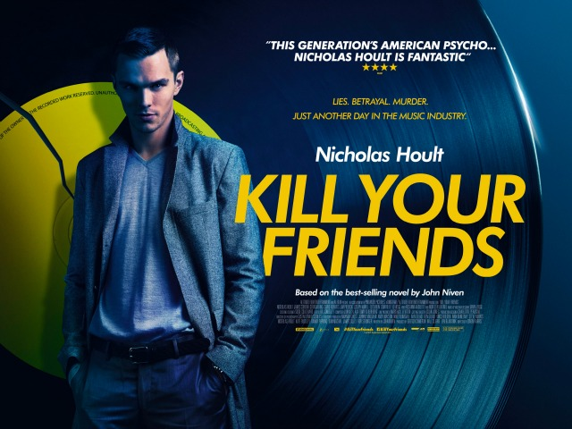 Kill Your Friends-Poster