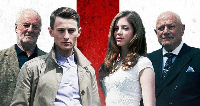 Watch Trailer For UK Thriller North v South