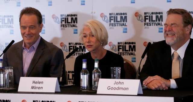 LFF 2015 – Trumbo Press Conference