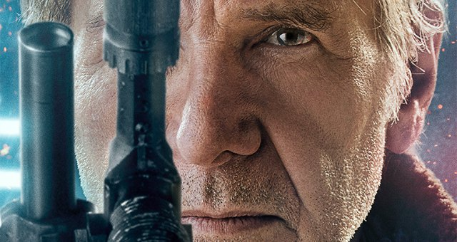 Stars Wars: The Force Awakens In New Character Posters