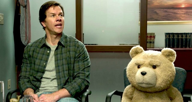 WIN TED 2 on Blu-ray™