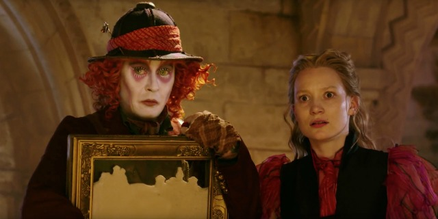 Watch The Alice Through the Looking Glass First Trailer!