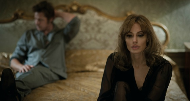 Emotions Fly For Brad And Angelina In By The Sea UK Trailer