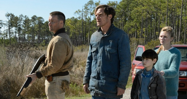 The First Midnight Special Trailer Michael Shannon Goes On The Run