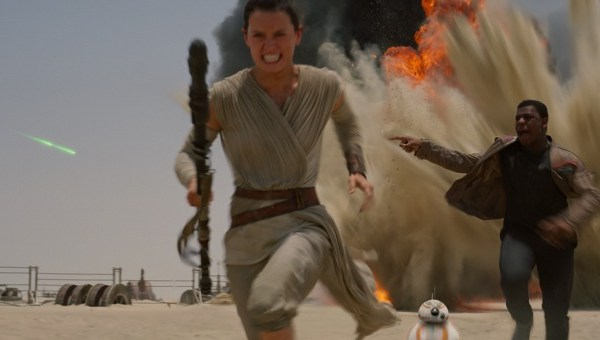 Film Review – Star Wars: The Force Awakens (2015)
